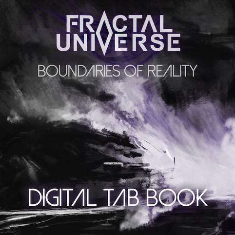 New: Boundaries of Reality - Digital Tab Book
