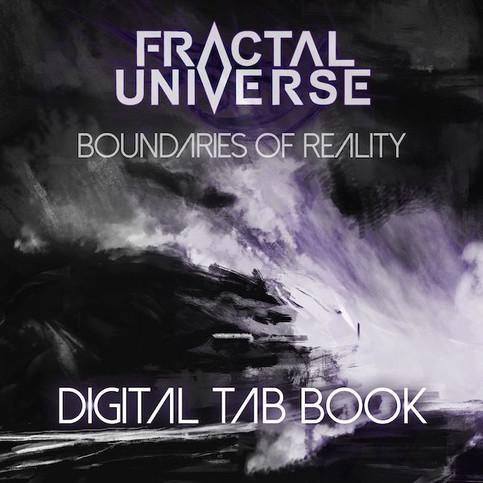New: Boundaries of Reality - Digital Tab Book