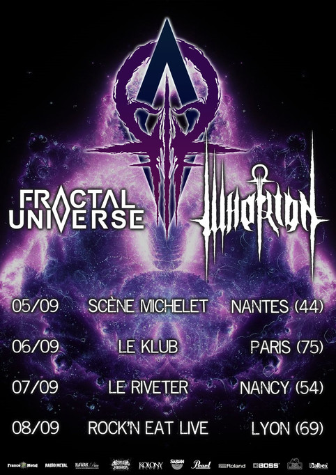 French Tour with Whorion