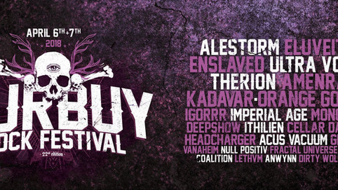 Fractal Universe to play Durbuy Rock Festival 2018