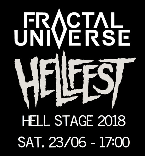 Fractal Universe to play Hellfest 2018