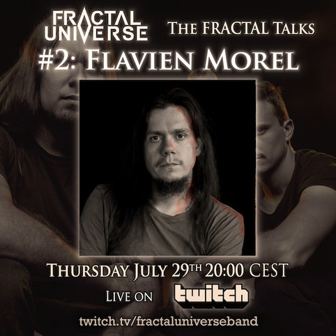 This Week on Twitch: The Fractal Talks #2 & 'The Impassable Horizon' - Behind the Scenes