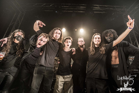 FRACTAL UNIVERSE WINS HEADBANG CONTEST AND IS TO PLAY AT MOTOCULTOR OPEN AIR