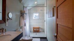 Moose Room bathroom shower