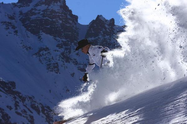 Mick Burlington Winter Ski Package