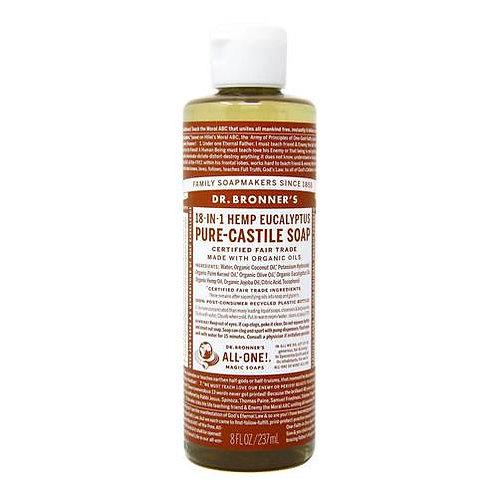 Dr. Bronner's Pure-Castile Soap Eucalyptus  237 ml