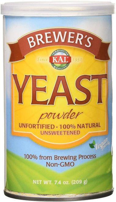 KAL Brewer's Yeast Powder Unsweetened  209 g