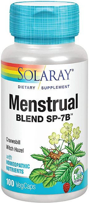 Solaray Menstrual Blend SP-7B 100 caps