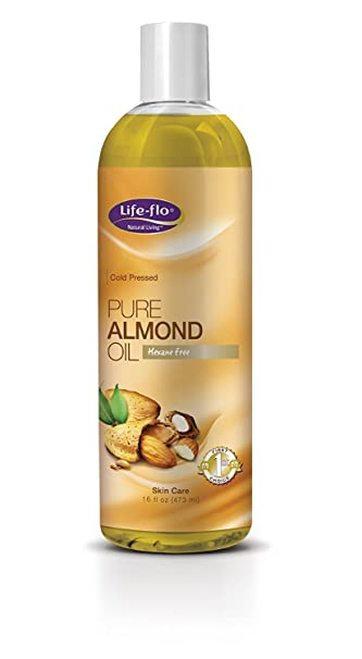 Life-flo Almond Oil  473 ml