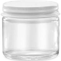 Star West 2 oz. Glass Jar  1 ct