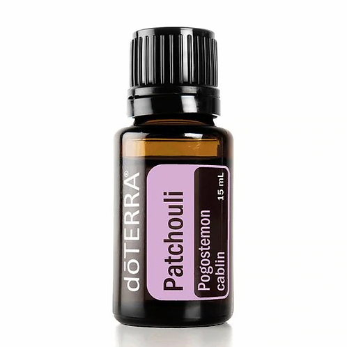 doTERRA Essential Oil Patchouli 15 ml