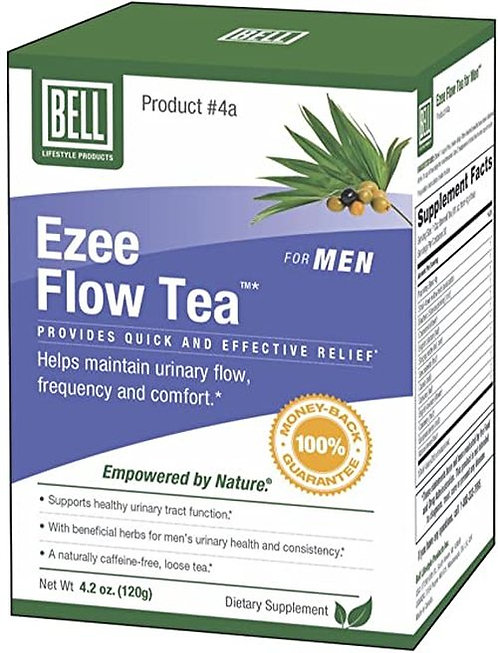 Bell Lifestyle Products Ezee Flow Tea for Men  120 g