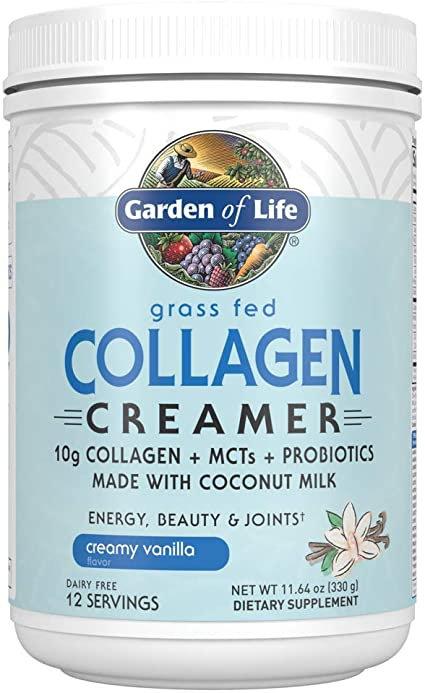 Garden of Life Collagen Creamer Vanilla  330 g