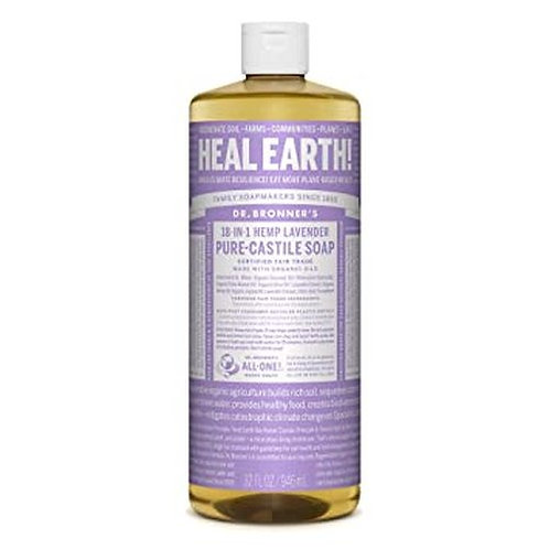 Dr. Bronner's Pure-Castile Soap Lavender  946 ml