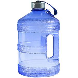 Enviro Products 1 Gallon Reusable Bottle Blue   1 ct