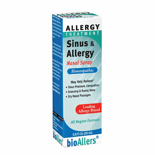 bioAllers Sinus & Allergy Spray  24 ml