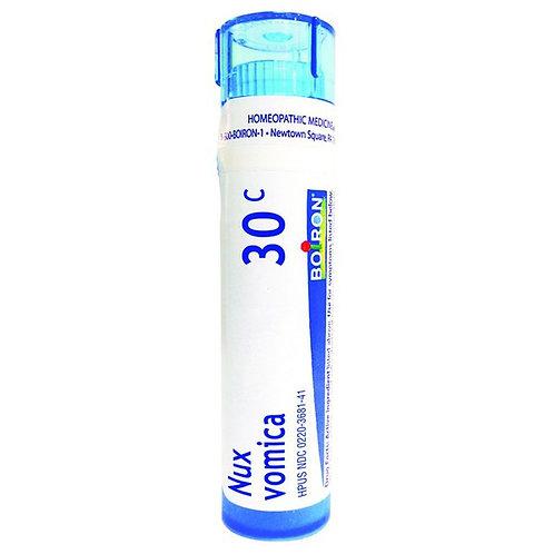 Boiron Nux vomica 30 C  80 ct