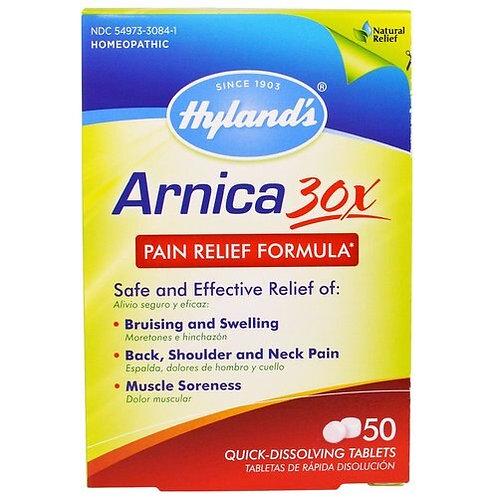 Hyland's Arnica 30X  50 tabs
