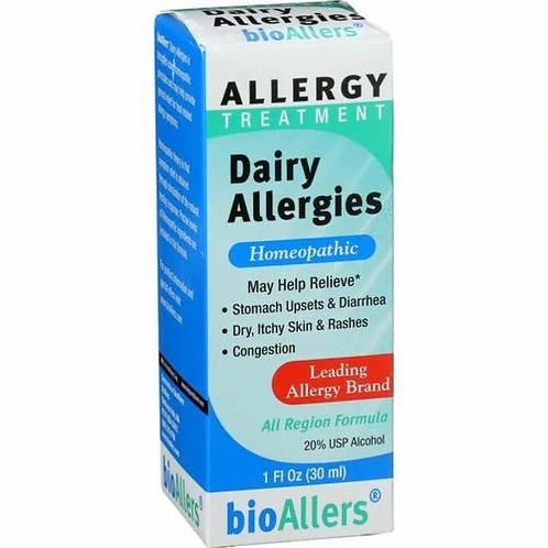 bioAllers Dairy Allergies  30 ml
