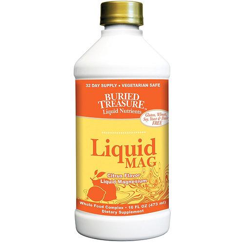 Buried Treasure Liquid Mag Citrus  473 ml