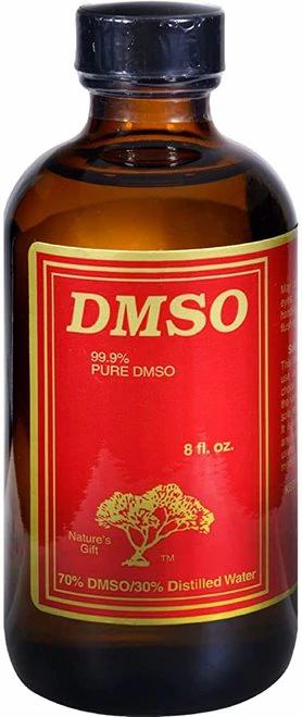 DMSO Liquid  8 oz