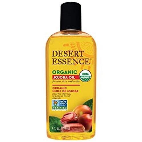 Desert Essence Organic Jojoba Oil  118 ml