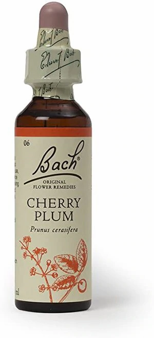 Bach Cherry Plum  20 ml