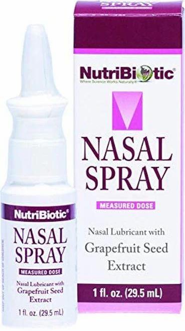 NutriBiotic Nasal Spray GSE  29.5 ml
