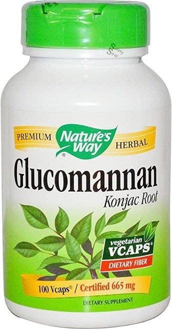 Nature's Way Glucomannan  100 caps