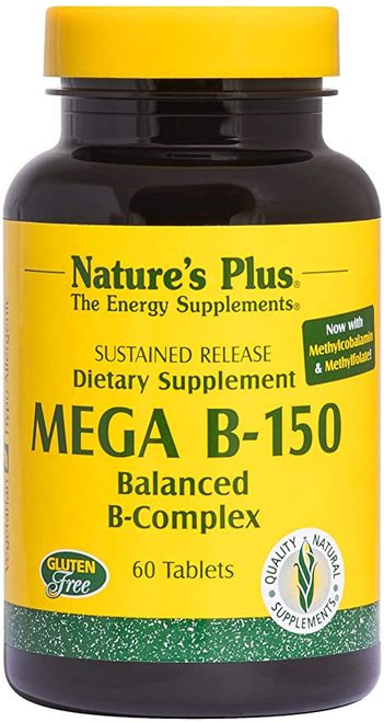 NaturesPlus MEGA B-150  60 tabs