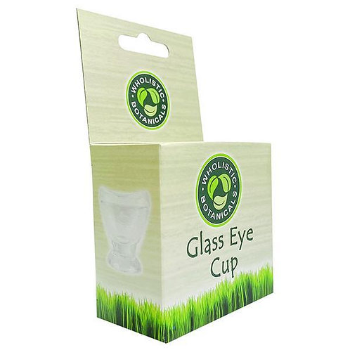 Wholistic Botanicals Glass Eye Cup