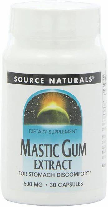 Source Naturals Mastic Gum Extract  30 caps