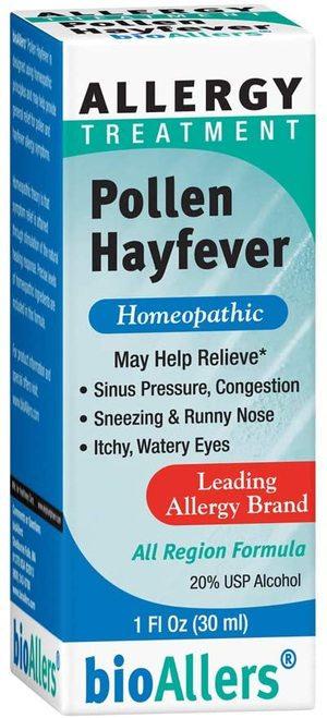 bioAllers Pollen Hayfever  30 ml