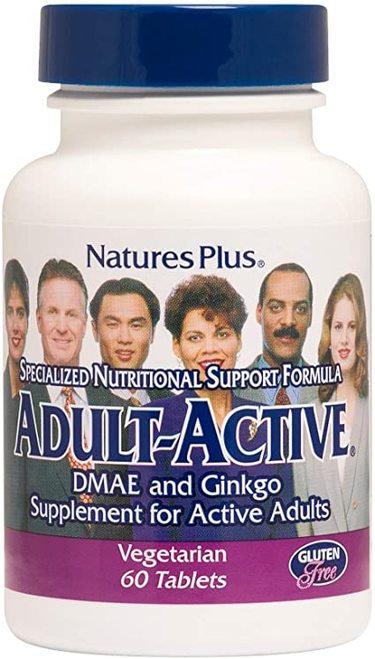 NaturesPlus Adult-Active  60 tabs