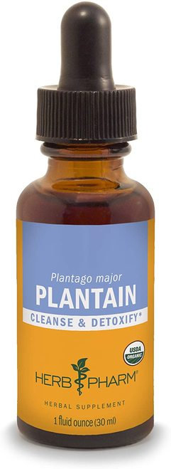 Herb Pharm Plantain  30 ml