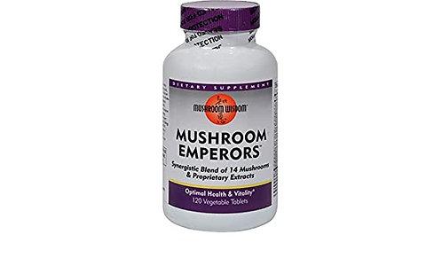 Mushroom Wisdom Mushroom Emperors  120 tabs