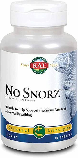 KAL No Snorz 1 Daily  60 tabs