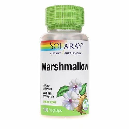 Solaray Marshmallow 480 mg  100 caps