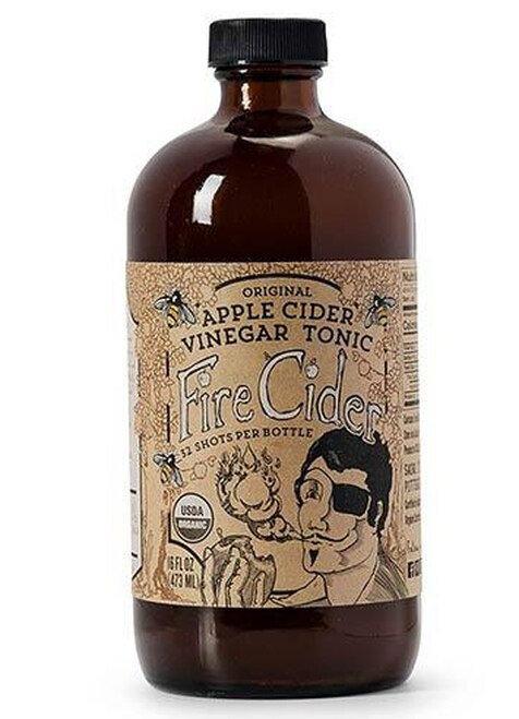 Shire City Fire Cider Apple Cider Vinegar Tonic 473 ml