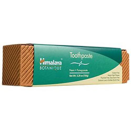 Himalaya Toothpaste Neem Pomegranate 150gm 1 ct