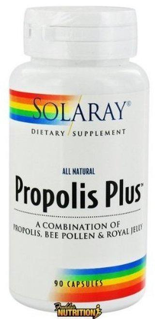 Solaray Propolis Plus  90 caps