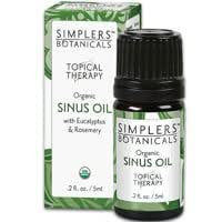 Simplers Botanicals Sinus Oil  5 ml