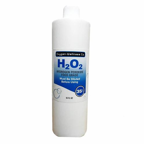Oxygen-Wellness Co.  16 oz 35%