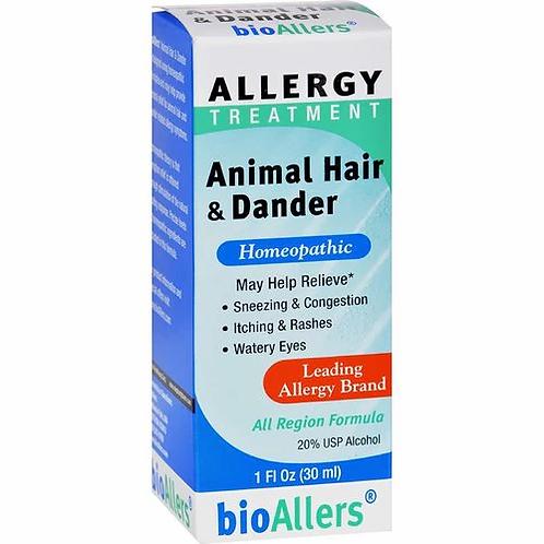 bioAllers Animal Hair & Dander  30 ml
