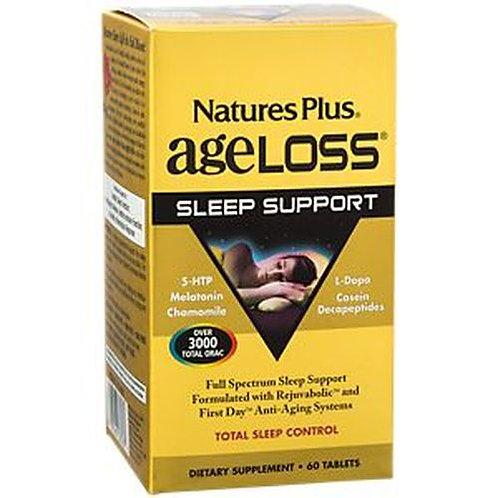 NaturesPlus ageLOSS Sleep Support  60 tabs