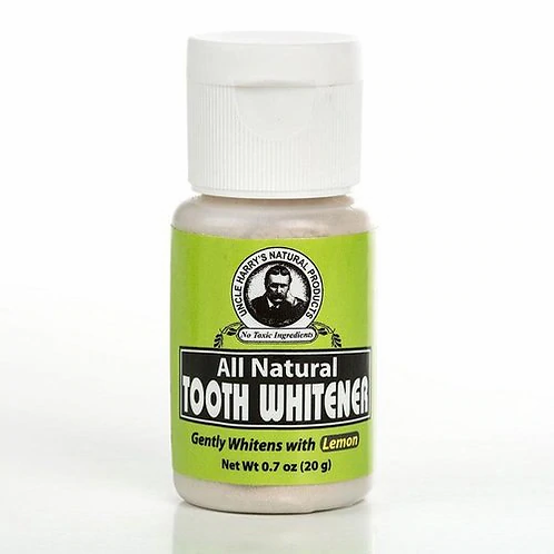 Uncle Harry's Tooth Whitener Lemon  43 g
