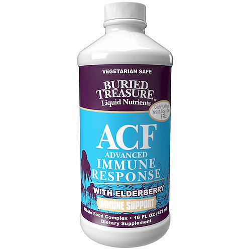 Buried Treasure ACF Advanced Immune Response Immune Support  473 ml