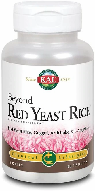 KAL Beyond Red Yeast Rice 2 Daily  60 tabs