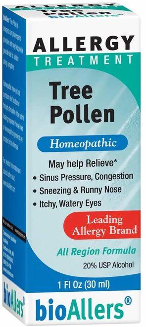 bioAllers Tree Pollen  30 ml