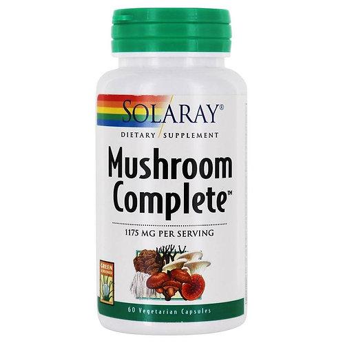 Solaray Mushroom Complete 1175 mg  60 caps